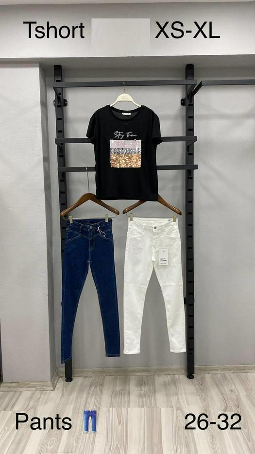 Женские джинсы 965374
