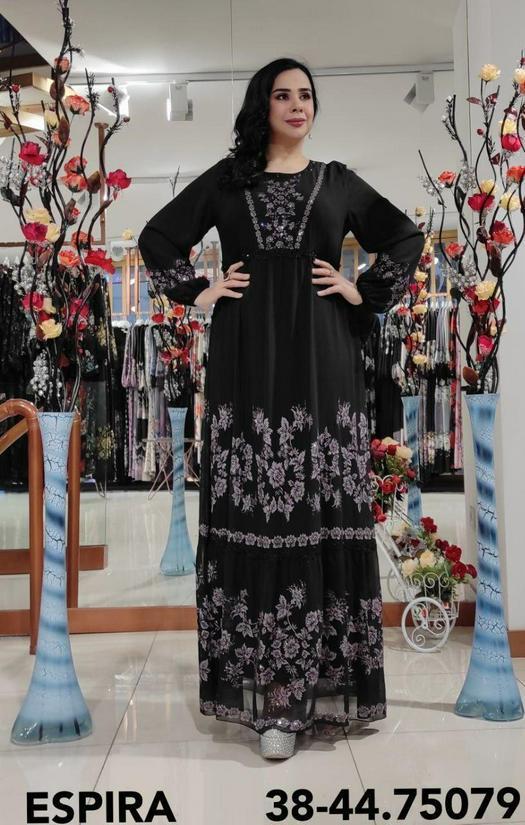 Мусульманская одежда нарядная 1009384