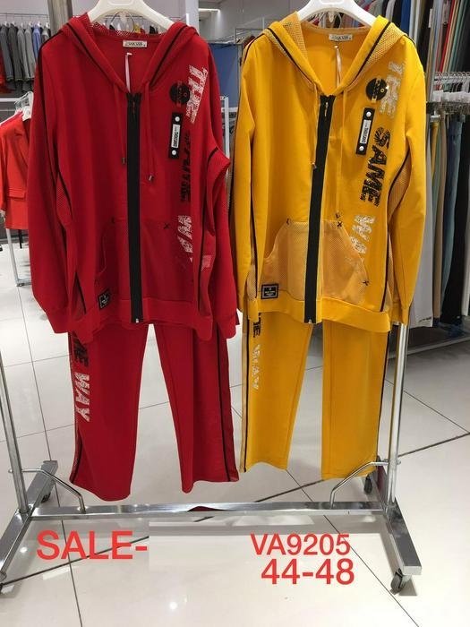 Спорт костюмы баталы 993920