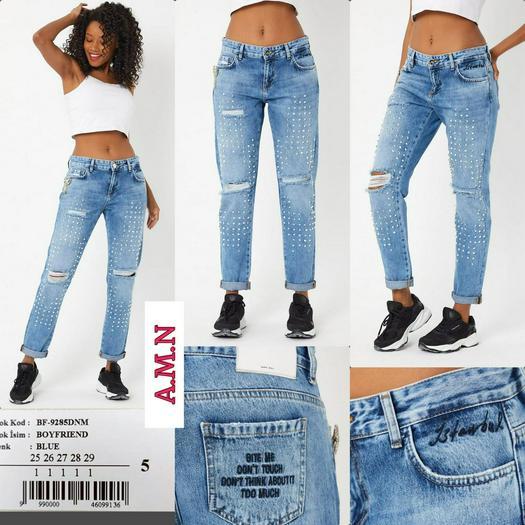 Джинсы брюки A.M.N. 959603