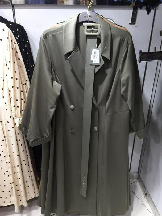 Большие размеры платья 1012202