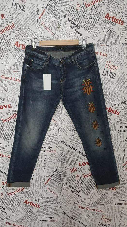 Джинсы, брюки разбитые серии 799204