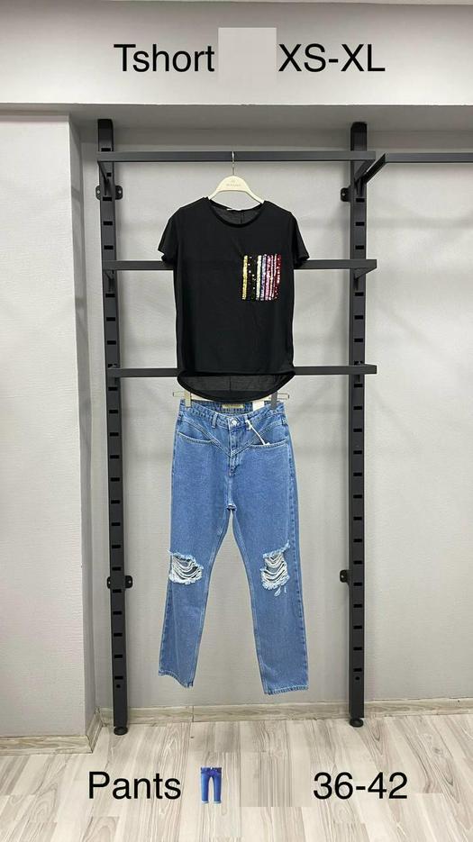 Женские джинсы 965356