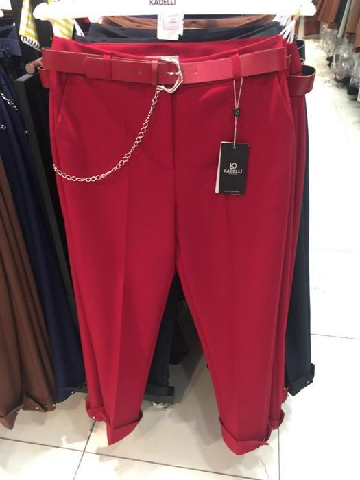 Большие размеры брюки 1011258