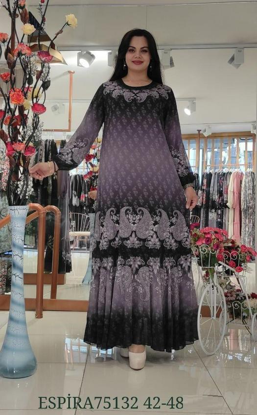 Мусульманская одежда нарядная 1009367