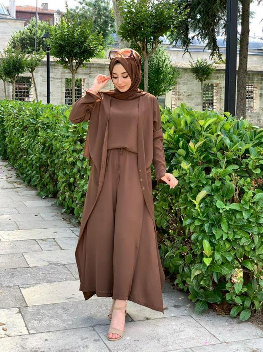 Мусульманская одежда повседневная 1009338