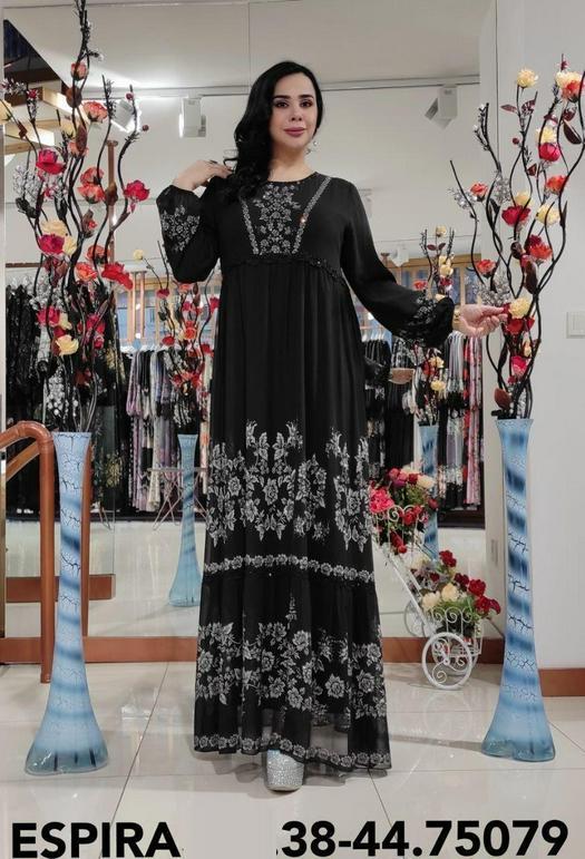 Мусульманская одежда нарядная 1009382