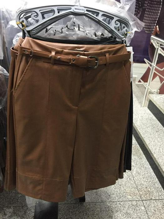 Большие размеры брюки 1012140