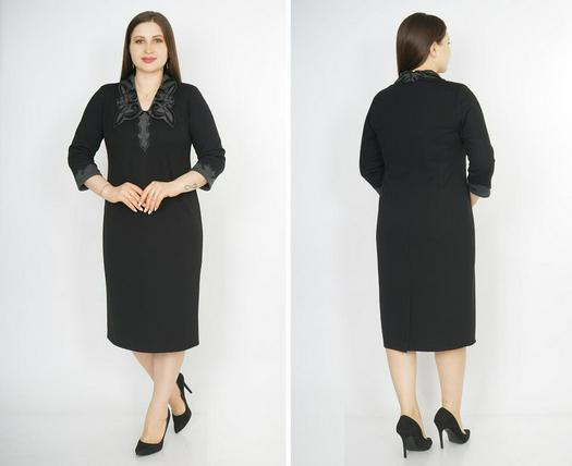 Большие размеры платья 1056925