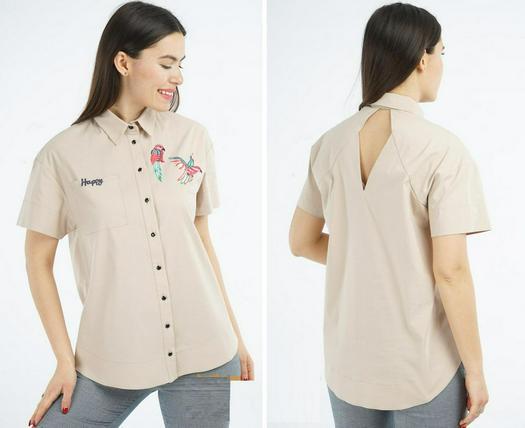 Распродажа блузки рубашки 1006316