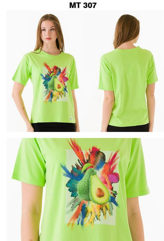 Женские футболки 966216