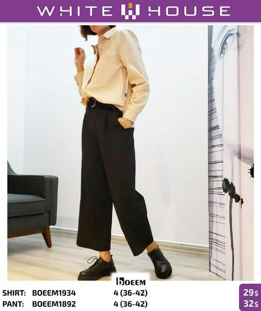 Женские брюки 1011005