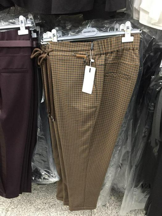 Большие размеры брюки 1011895