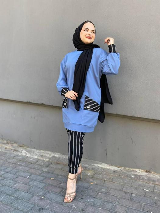 Мусульманская одежда повседневная 1009348