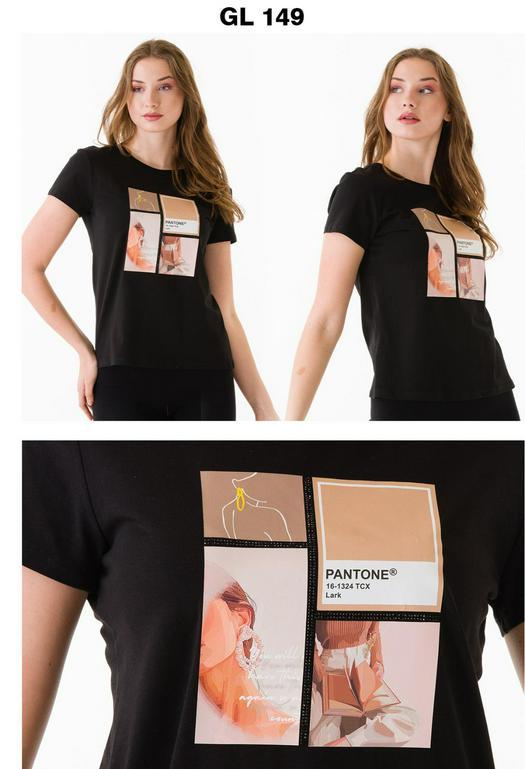 Женские футболки 966214