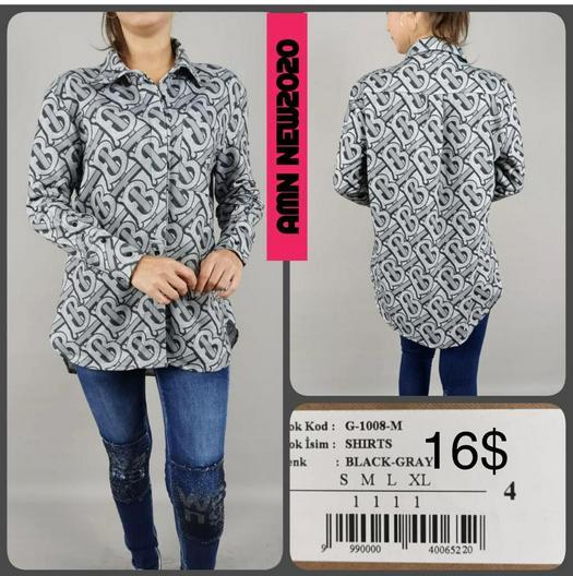 Распродажа блузки рубашки 1010386