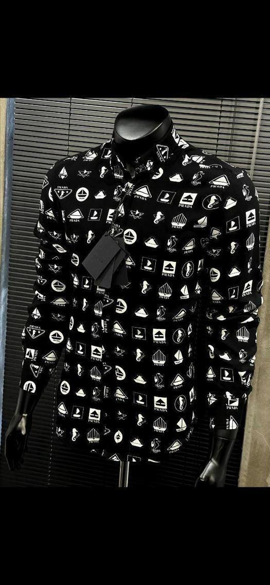 Мужские рубашки 1012114