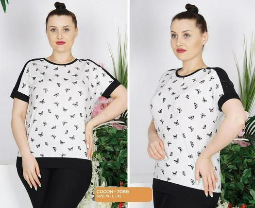 Батальные размеры футболки 993257