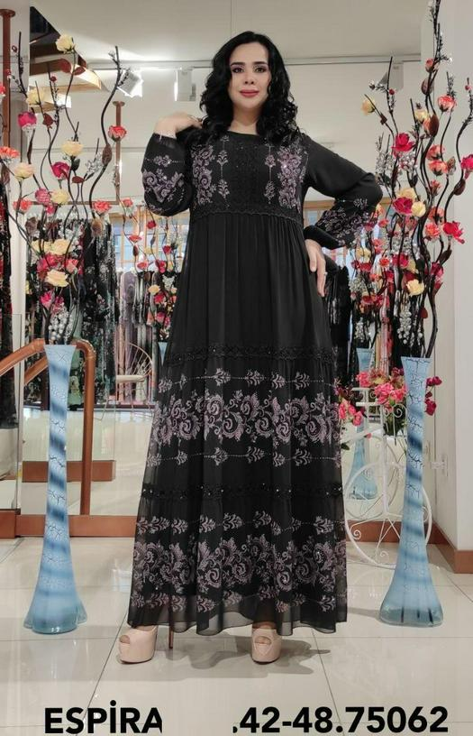 Мусульманская одежда нарядная 1009379