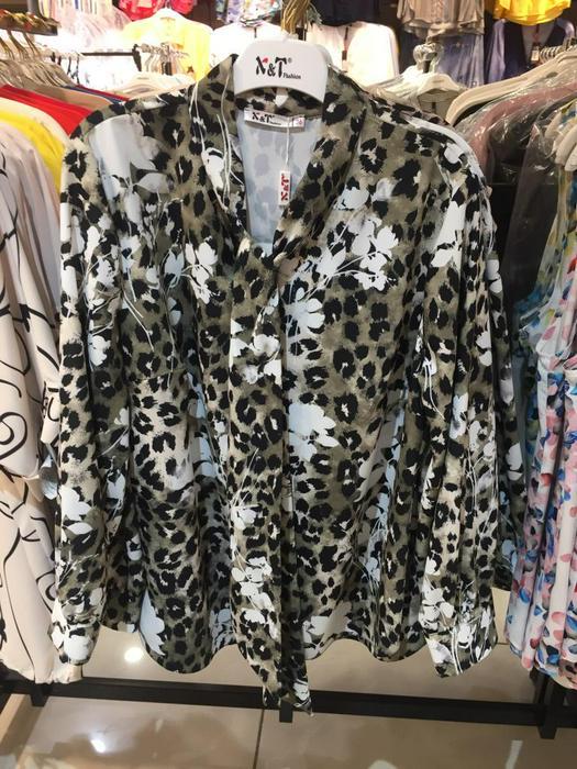 Женские блузки 1011349