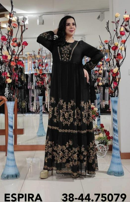 Мусульманская одежда нарядная 1009383