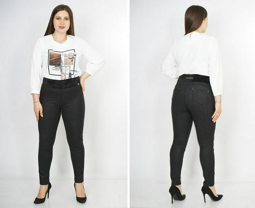 Большие размеры брюки 1056107