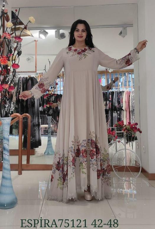 Мусульманская одежда нарядная 1009364