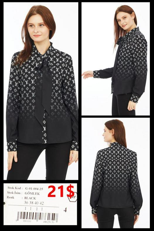 Женские блузки 1055701