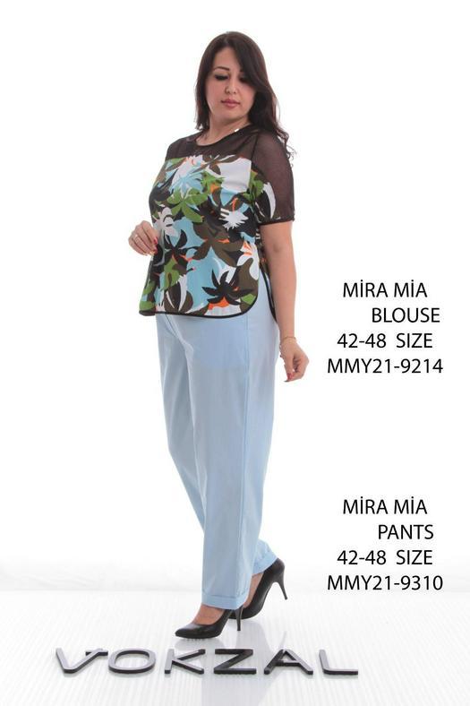 Большие размеры брюки 964810
