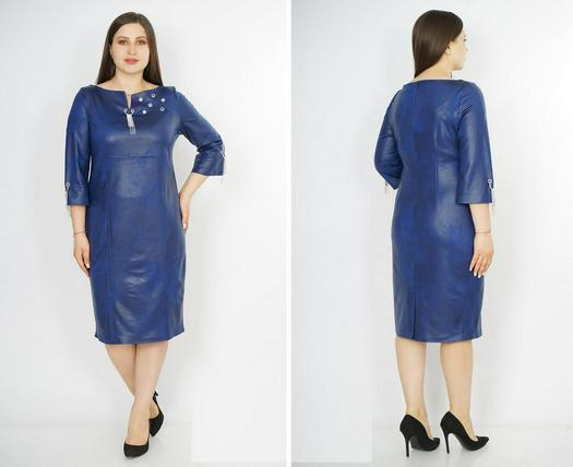 Большие размеры платья 1056923