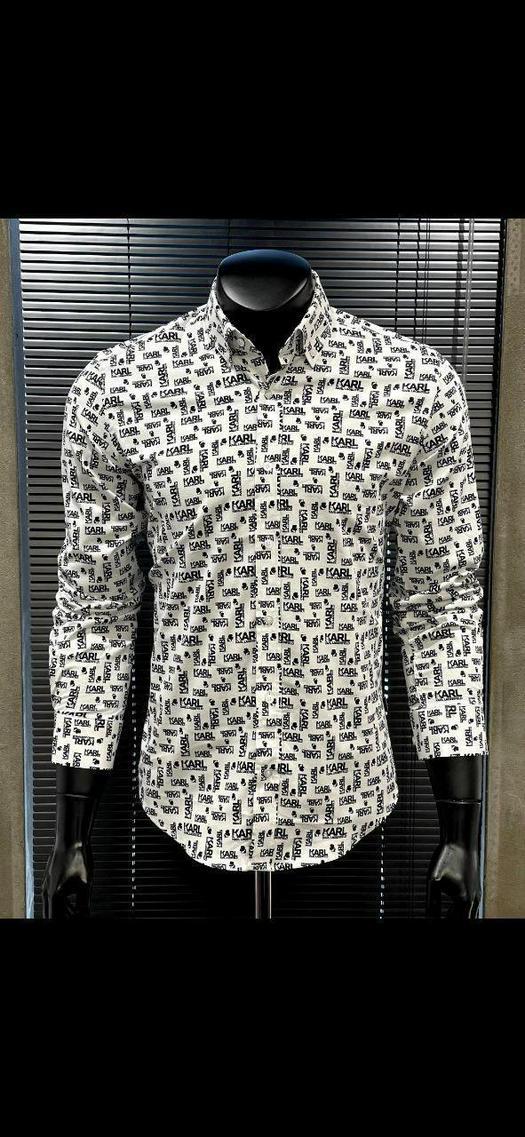Мужские рубашки 1012105