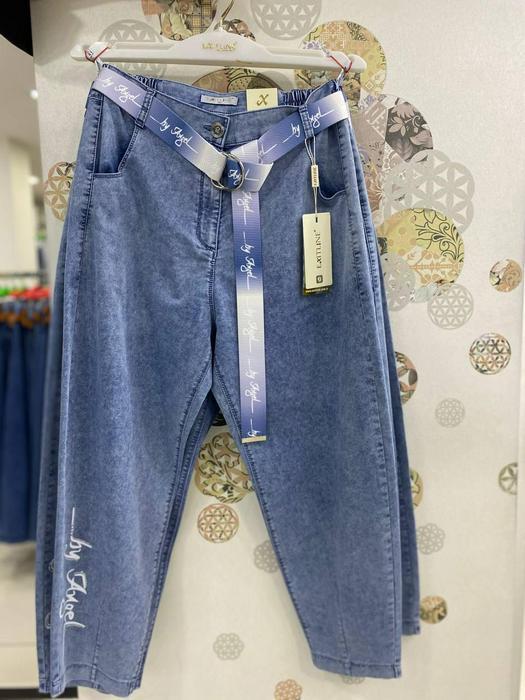 Большие размеры джинсы 991609