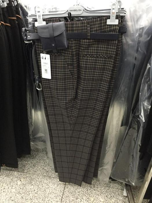 Большие размеры брюки 1011913