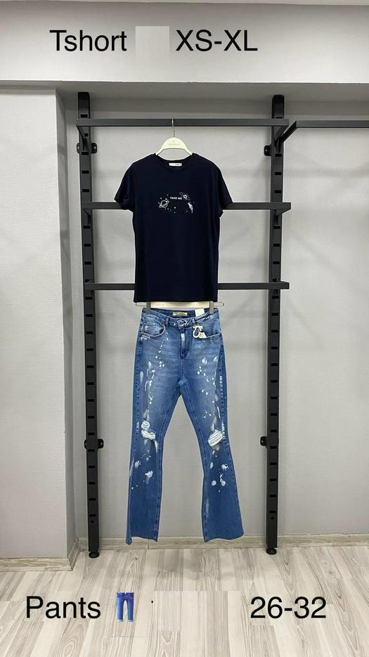 Женские джинсы 965364