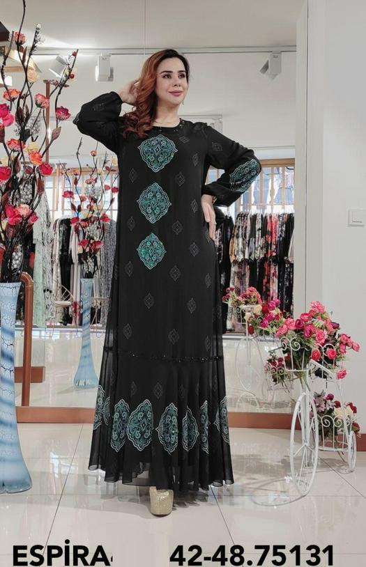 Мусульманская одежда нарядная 1009386