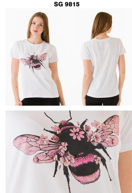 Женские футболки 966243