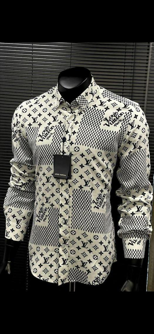 Мужские рубашки 1012108
