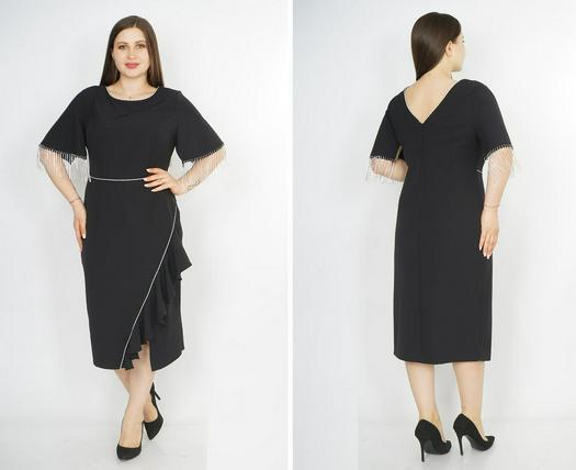 Большие размеры платья 1056932