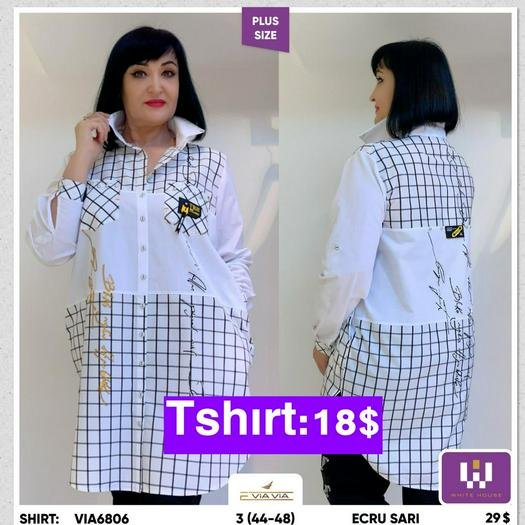 Распродажа блузки рубашки 1002915