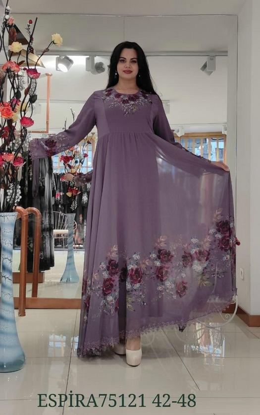 Мусульманская одежда нарядная 1009366