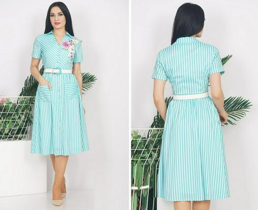 Распродажа платья 1006687