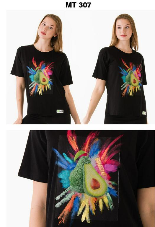 Женские футболки 966212