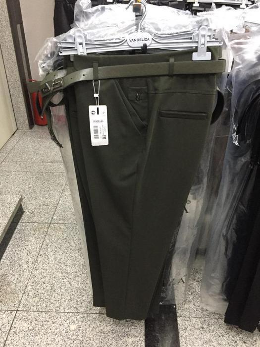 Большие размеры брюки 1011908