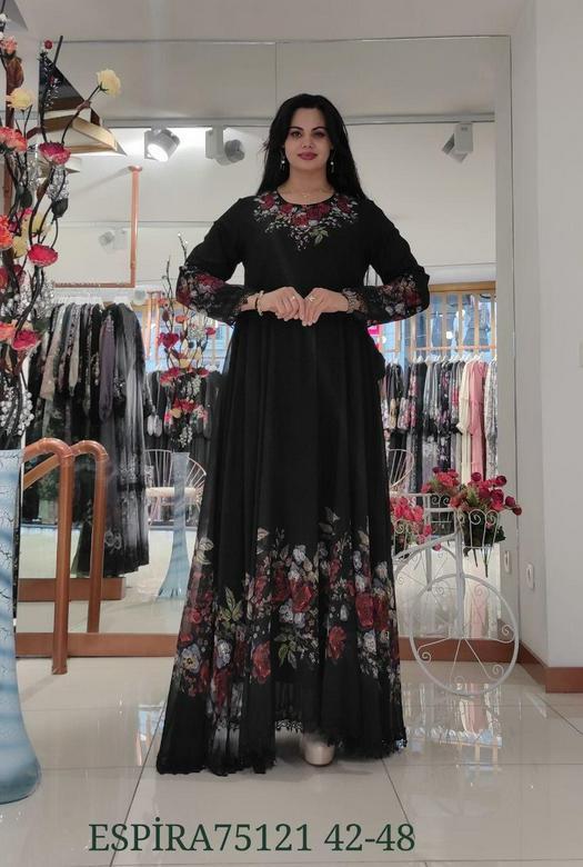 Мусульманская одежда нарядная 1009365