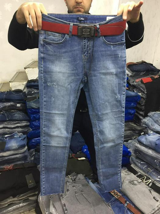 Большие размеры джинсы 927401