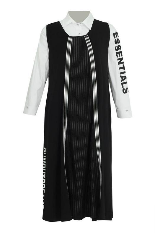 Большие размеры платья 1056111