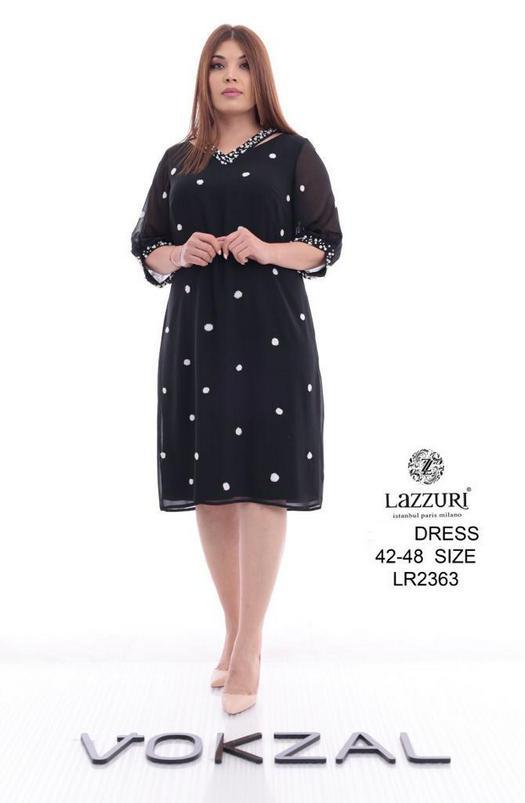 Большие размеры платья 1056355