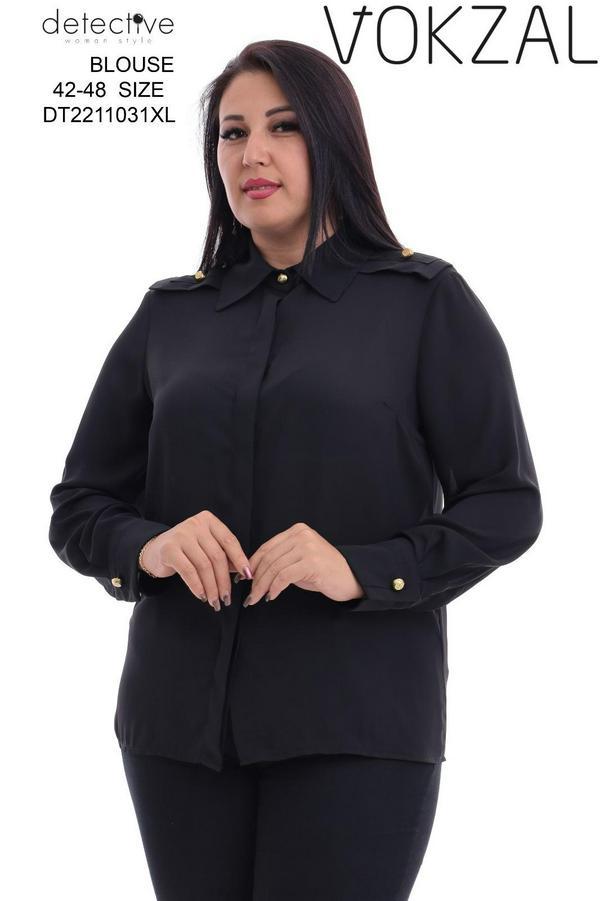 Большие размеры блузки
