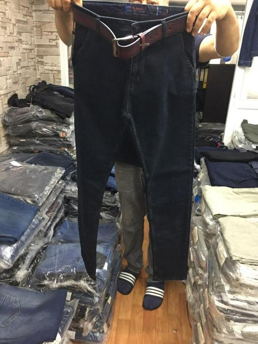 Мужские джинсы 1011613