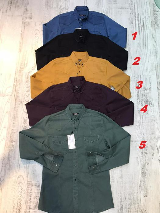 Мужские рубашки 901073